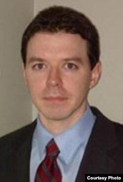 德州前副检察长乔纳森·米切尔 (米切尔提供)