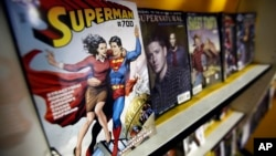 La primera historieta de Superman se publicó en Action Comics el 18 de abril de 1938.