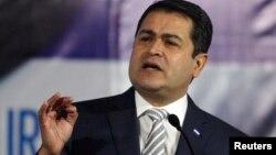 El presidente de Honduras, Juan Orlando Hernández, inauguró la Conferencia Internacional sobre Migración, Niñez y Familia en Tegucigalpa.