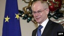 Chủ tịch Hội đồng Âu châu Howard Van Rompuy cho biết quỹ cứu nguy mới sẽ được bắt đầu sử dụng vào tháng 6