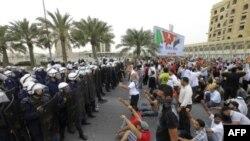Suudi Arabistan Bahreyn'e Asker Gönderdi