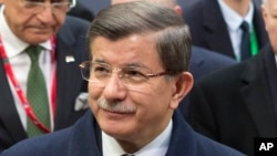 Ahmet Davutoglu Firayim Ministan Turkiya