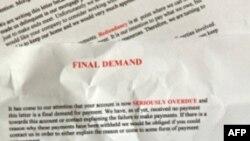 Gần 1,6 triệu trường hợp phá sản được khai bởi cá nhân hay doanh nghiệp gặp khó khăn thanh toán nợ nần