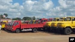 Malanje: Interdito o trânsito na ponte sobre o rio Lombe