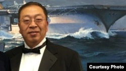 美国国务卿蓬佩奥的首席中国政策和规划顾问余茂春 (照片来源:受访者提供)