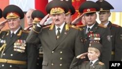 Belarusda nümayişçilər həbs edilib