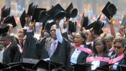 Report on Graduates Filed By Patricia Mudadigwa