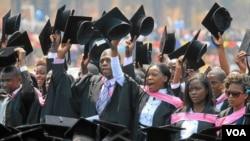 Zimbabwe graduates