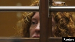 "Tonya Couch, mother of the Texas teenager derided for his ""affluenza"" defense in a deadly drunken-driving case, appears in court for her extradition hearing in Los Angeles, California, Jan. 5, 2016."
