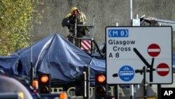 Kecelakaan Helikopter di Skotlandia