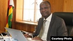 Professor Jonathan Moyo is currently in South Africa. (Photo: Twitter - Jonathan Moyo)