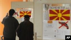 Macedonia Elections