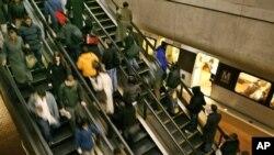 Σχέδιο για τρομοκρατικές επιθέσεις στο Μετρό της Ουάσιγκτον