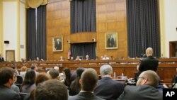 众议院外交委员会举行台湾听证会