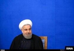 Iran prezidenti Həsən Ruhani