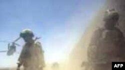 Афганистан: силы коалиции переходят в наступление