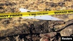 El siniestro ocurrió cerca de Bishoftu, o Debre Zeit, a unos 50 kilómetros al sur de la capital etíope a las 08:44 de la mañana.