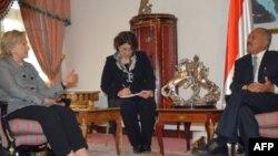 Ngoại trưởng Clinton hội kiến với Tổng thống Yemen Ali Abdullah Saleh