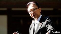 日本执政自民党众议院议员古屋圭司