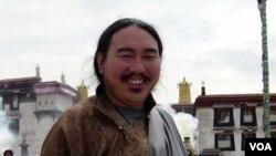 Aktivis Tibet, Karma Samdrup dihukum 15 bulan penjara.