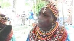 VOA Mitaani: Wanawake wa Samburu, Washington