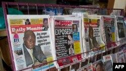 Ibinyamakuru muri Uganda inyuma yuko prezida Museveni ateye igikumu kw'itegeko rigeramira abakundana basagiye ibitsina