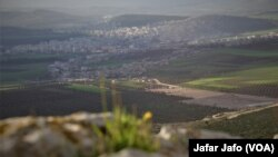 Bajarê Efrînê ji dûr ve xwanê dibe (Foto Cafer Cafo)