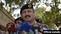 Letnan Jenderal Rizwan Akhtar, secara resmi akan bertugas sebagai direktur dinas intelijen Pakistan (ISI) yang baru, mulai 1 Oktober 2014 (Foto: dok).