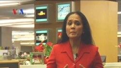 DK PBB dan Kebijakan AS di Suriah - Liputan Berita VOA 23 April 2012