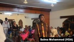 Maonyesho ya mitindo Mombasa