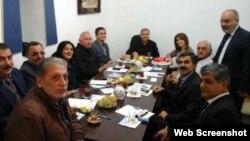 Milli Şuranın KM-nin toplantısı
