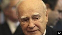 Tổng thống Hy Lạp Karolos Papoulias sẽ buộc phải kêu gọi thành lập chính phủ liên hiệp khẩn cấp, nếu các đảng phái không thành lập được chính phủ