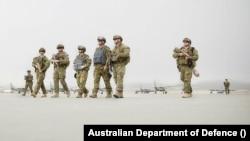 Pasukan Australia di Afghanistan. (foto: dok/Departemen Pertahanan Australia).