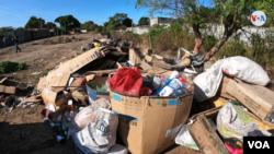 Más de 2 millones de nicaragüenses viven en la pobreza, con ingresos promedio por debajo de 2 dólares por día. (Foto: Houston Castillo - VOA)