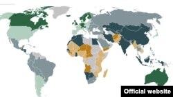 Dünyada sosial reytinq