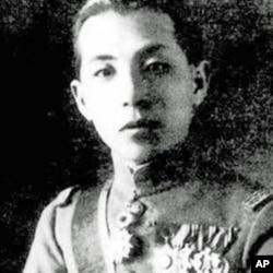 张学良将军(资料照片)