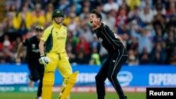 چیمپئنز ٹرافی ۔ آسٹریلیا بمقابلہ نیوزی لینڈ