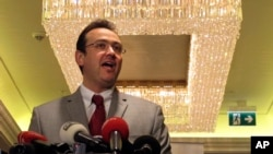 叙利亚国家联盟发言人萨赫勒