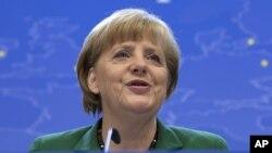 Kanselir Jerman Angela Merkel didesak parlemen Jerman agar mendorong demokrasi di Rusia dalam pertemuan di Moskow pekan depan (Foto: dok).