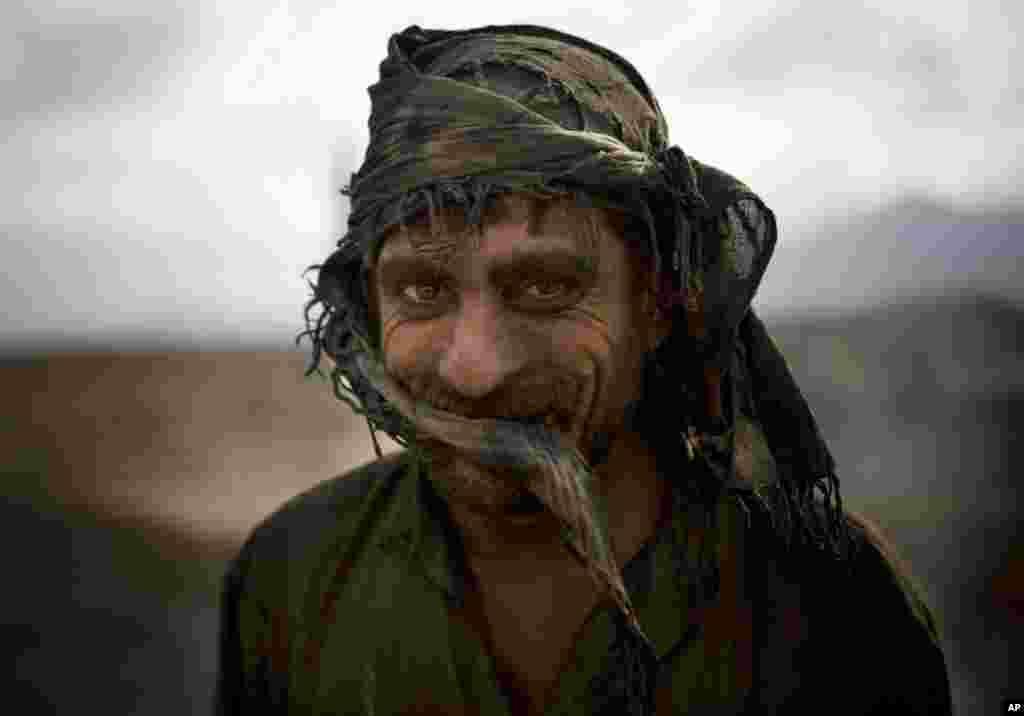 Афганистан. Рабочий