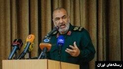 حسین سلامی، فرمانده سپاه پاسداران ایران