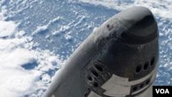 Pesawat ulang alik Atlantis dijadwalkan akan kembali mendarat di Florida hari Rabu.