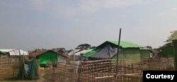 စစ္ေတြၿမိဳ႕ စက္႐ုံစုရပ္ကြက္ (ဓာတ္ပုံ - Morn Kaung)