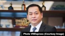 """Phan Văn Anh Vũ, người """"gây rúng động"""" phi trường tại Singapore. (Photo by VNExpress)"""