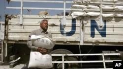 ملل متحد می گوید که سوریه به بیشترین کمک های بشری نیازمند است.