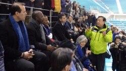 """[인터뷰 오디오: 이희범 평창올림픽 조직위원장] """"북한이 올림픽 참가할 것으로 믿어"""""""