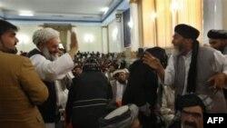 Saylovlardagi qonunbuzarliklarni taftish qilgan hay'at majlisi, Kobul, 23-iyun, 2011-yil