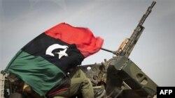Phe nổi dậy Libya đặt căn cứ tại khu vực Đông Libya hôm nay đã tiến xa hơn về hướng Tây.