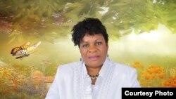 Reverend Rebecca Makayi