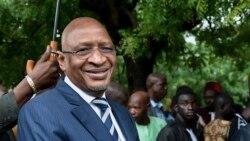 Le premier ministre malien Soumeylou Boubeye Maiga est en visite aux Etats-Unis